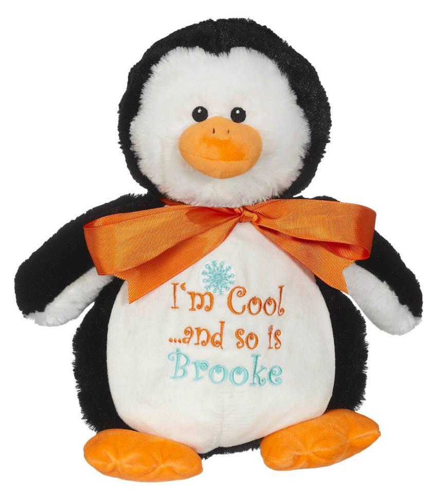 Pingvin Buddy Kramme dyr.