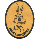 Badges,Stofmærke,Oblat