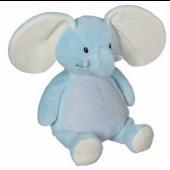 Elefant blå Buddy Kramme dyr.
