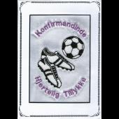 Konfirmand Telegram Pige Fodbold