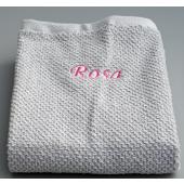 Navn på håndklæde Rosa