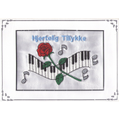 Klaver tangenter