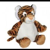 Tiger Kramme dyr, til broderi på maven